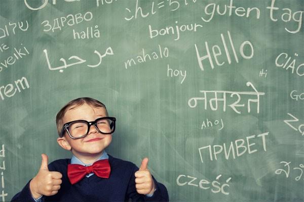 小孩子学英语如何学起?
