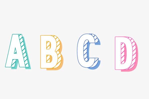 表示颜色的英语单词有哪些?