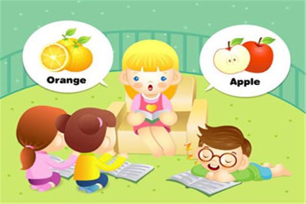 儿童的英语培训有哪些好的方法?