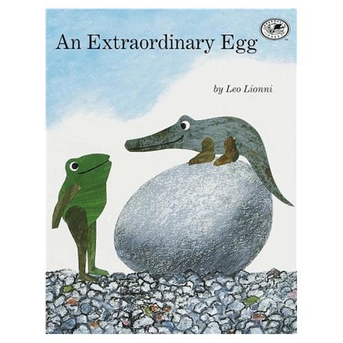 《An Extraordinary Egg 一只奇特的蛋》绘本简介