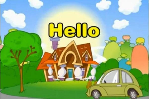 儿童启蒙英语必看动画