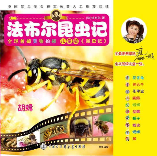《胡蜂》绘本简介