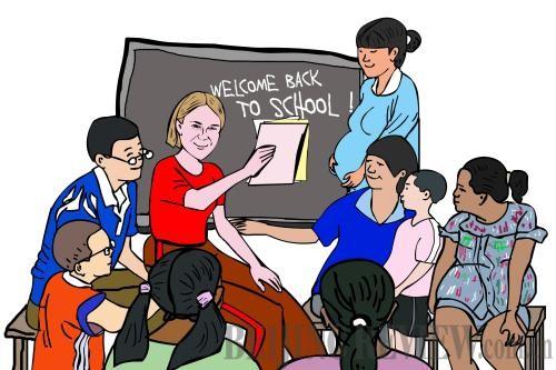 幼儿英语在线怎么学习语法