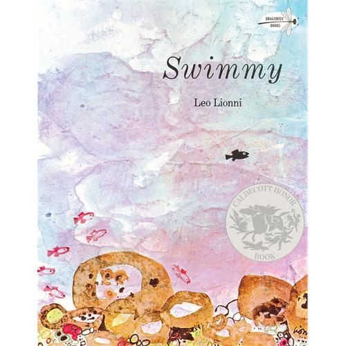 《Swimmy (by Leo Lionni) 小黑鱼》绘本简介