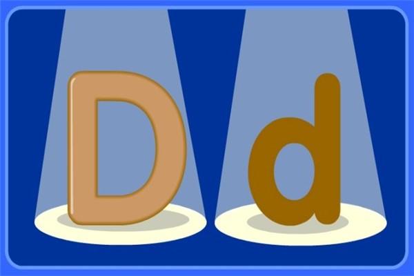 教你英语26个字母怎么读?