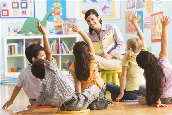 外教少儿英语培训有何优势?