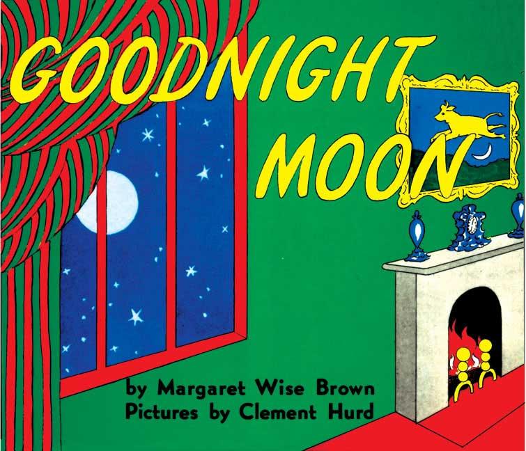 《晚安月亮》绘本简介