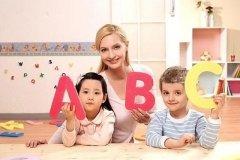 3岁孩子怎么学英语有效果?