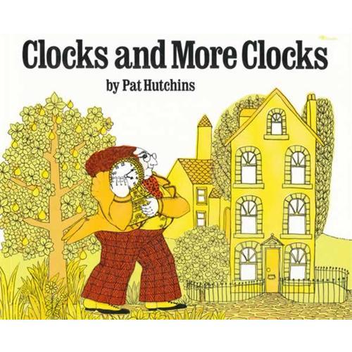 《Clocks and More Clocks 金老爷买钟》绘本简介