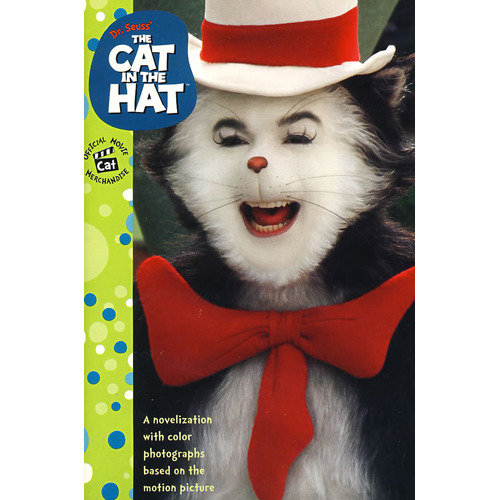 《戴帽子的猫 Dr. Seuss` The Cat In The Hat》绘本简介