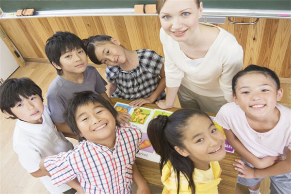儿童外教口语培训经验分享
