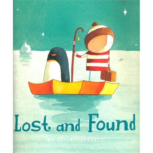 《Lost and Found 智慧小孩系列:远在天边》绘本简介