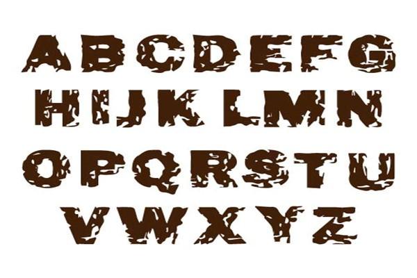 26个英语字母大小写发音和书写方法