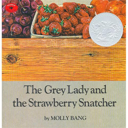 《Grey Lady & Strwbry Snat》绘本简介