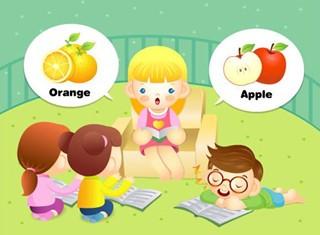 少儿口语英语如何提高?