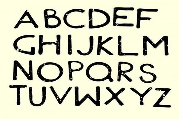 26英文字母发音教学