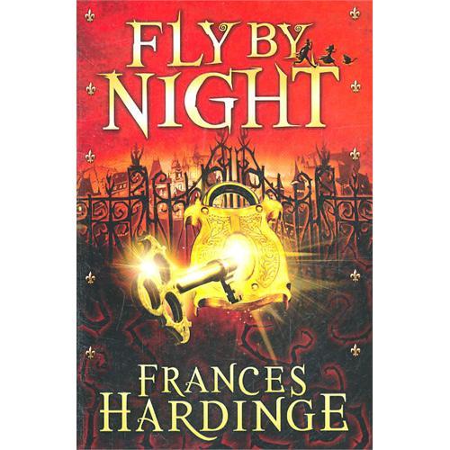 《Fly By Night 夜间飞行》绘本简介