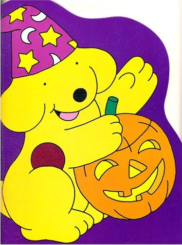 《Spot's Halloween Party 小玻的万圣节聚会》绘本简介