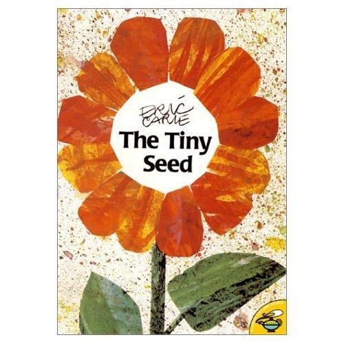 《The Tiny Seed (World of Eric Carle) 小种子》绘本简介
