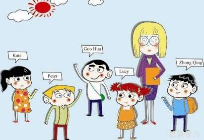 少儿外教英语教材适合启蒙吗?