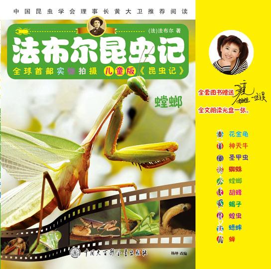 《螳螂》绘本简介