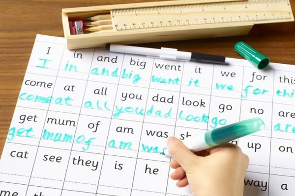 小学单词记忆方法分享