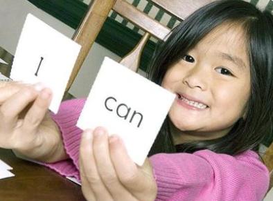 少儿应该如何背英语单词