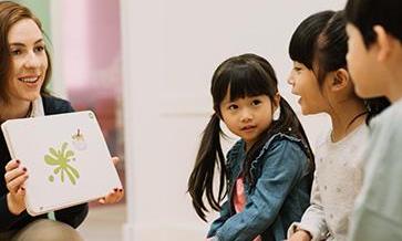英语幼儿班对幼儿的教学方式 快来了解一下