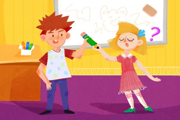 在线学习儿童英语的方法分享