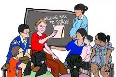 幼儿英语在线怎么学习语法?