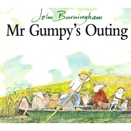 《Mr Gumpy's Outing》绘本简介