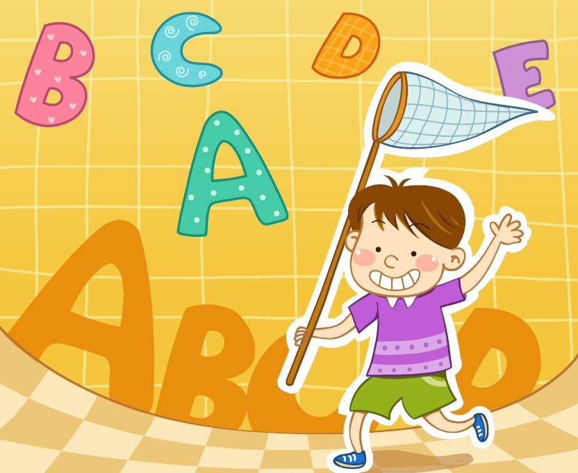 在线学习小学英语 智力发育第一步